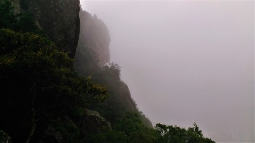 K in Motion Travel Blog. Ups and Downs of the Planeterra Trek Challenge. Misty Lion's Head