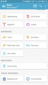 K in Motion Travel Blog. Essential Travel Apps For Smart Travellers. Triposo City View