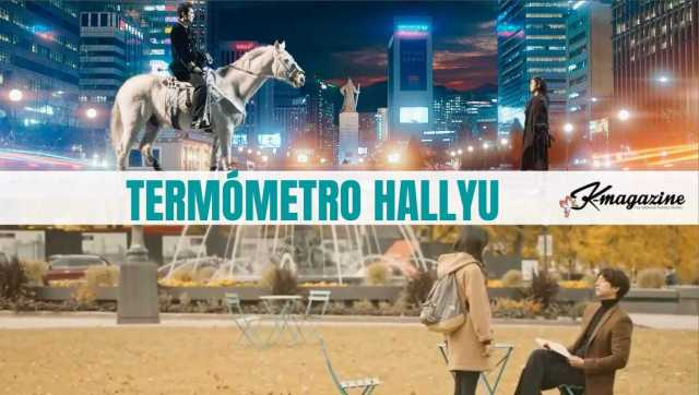 Termómetro Hallyu: The King Vs Goblin