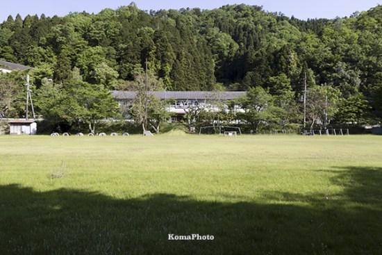 旧奥上林小学校 京都府綾部市