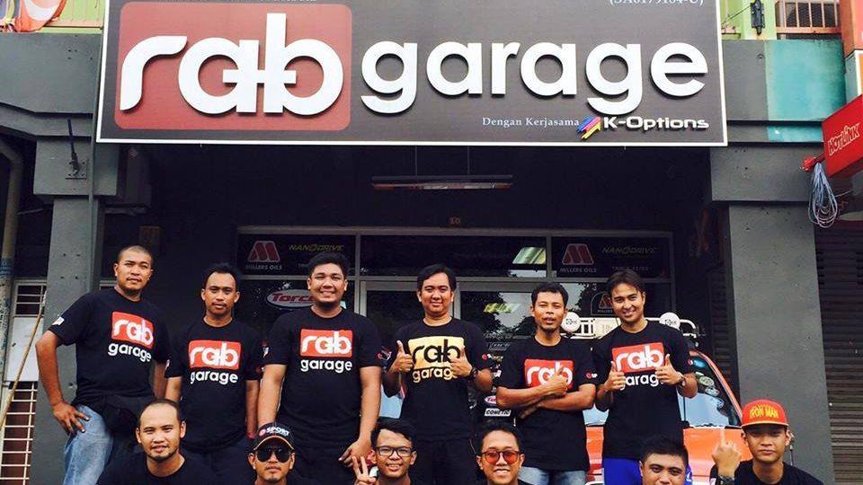 Rab Garage