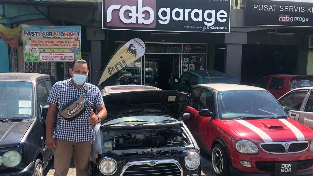 Rab Garage 3