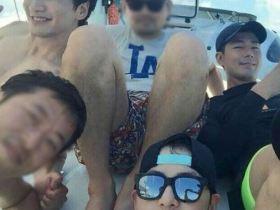 ソン・ジュンギ&チョ・インソン&イ・グァンスの写真