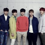 "B1A4 Fanmeeting  ""You and I"" Zepp Tour 開催決定!"