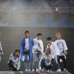 iKON(アイコン)、 2年連続出演となる国内最大級フェス a-nationで4万5,000人熱狂!