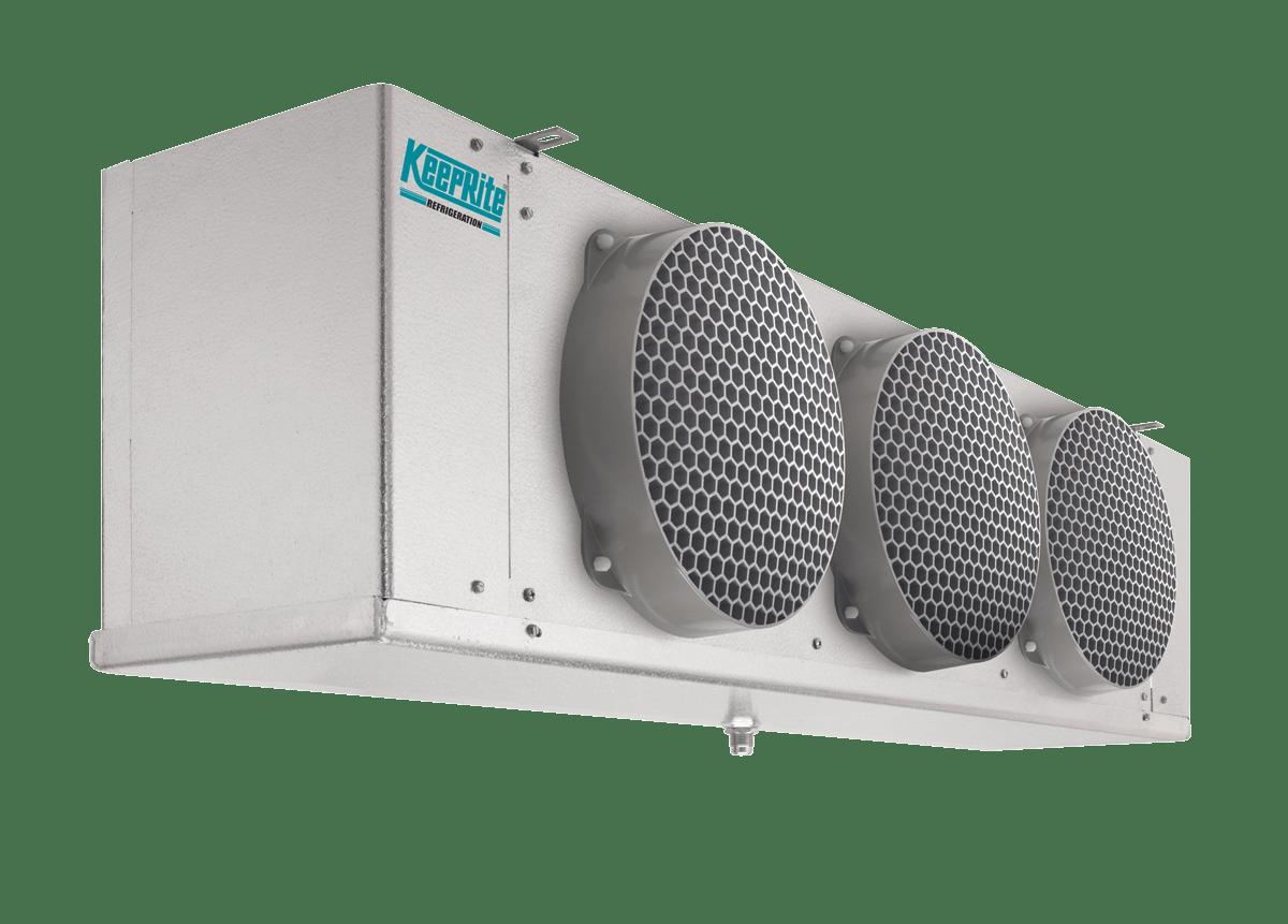hight resolution of low profile evaporator