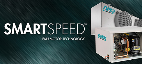 SmartSpeed Fan Motor Technology