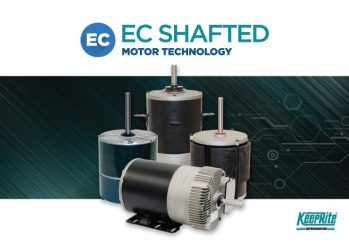 EC Shafted Motor Technology KeepRite Refrigeration
