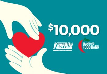 KeepRite Food Bank Donation