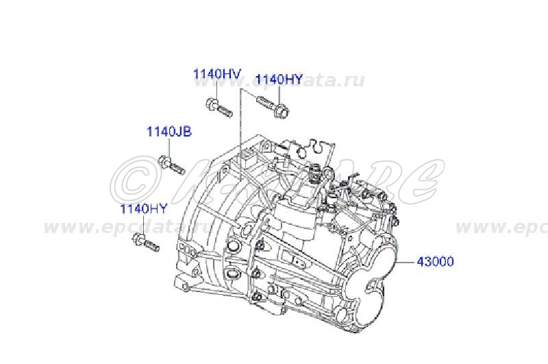 Service manual [2009 Hyundai Santa Fe Manual Transmission