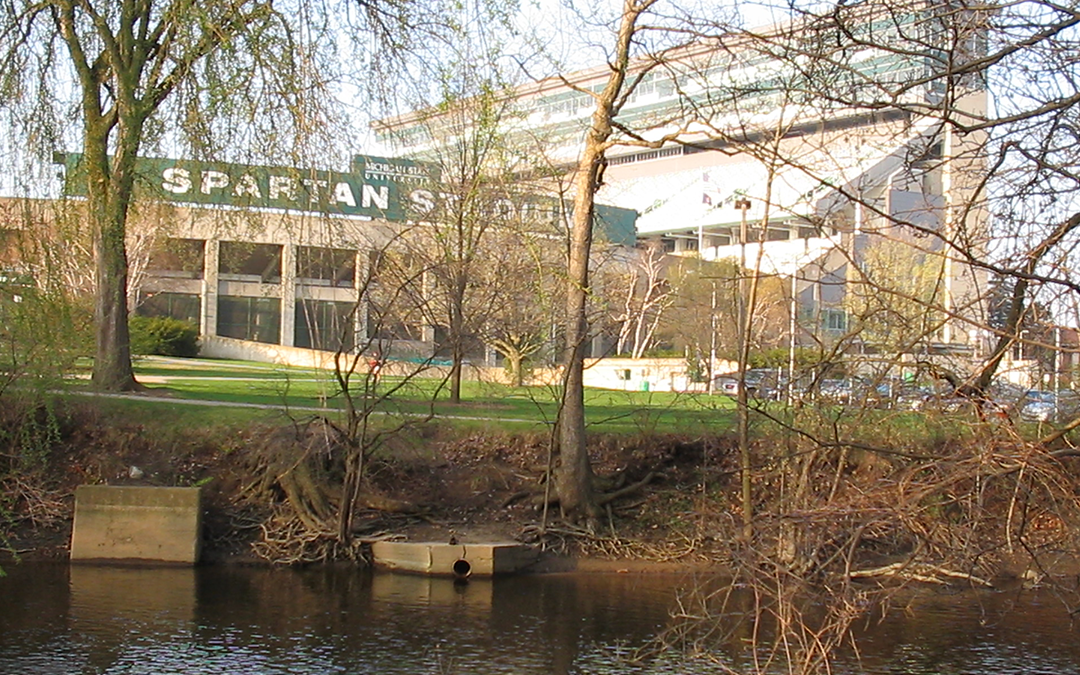 On the Banks of the Red Cedar… in 2007