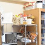 キッチンのレンジラックを新調! 収納力は減ったけど見た目と使い勝手はgoodに♪
