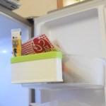 冷蔵庫のチューブ系の収納を100均のホルダーで * 試行錯誤の結果!さすがセリア☆
