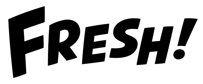 FRESH!ロゴ画像