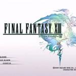 【FFXIII】トリガーハッピーが配信するFINAL FANTASY XIII #1 & #2