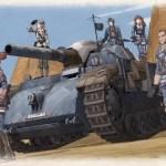 【戦ヴァル】トリガーハッピーが配信する戦場のヴァルキュリア #3