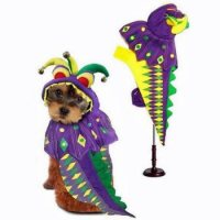 Mardi Paws Dog Costumes