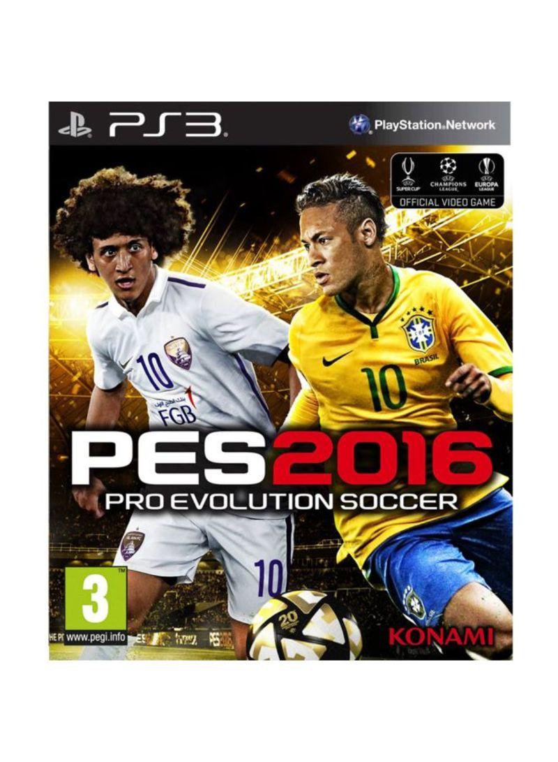 Pes 2016 Ps3 Update : update, Evolution, Soccer, Edition, Arabic, PlayStation, (PS3), Price, Kanbkam