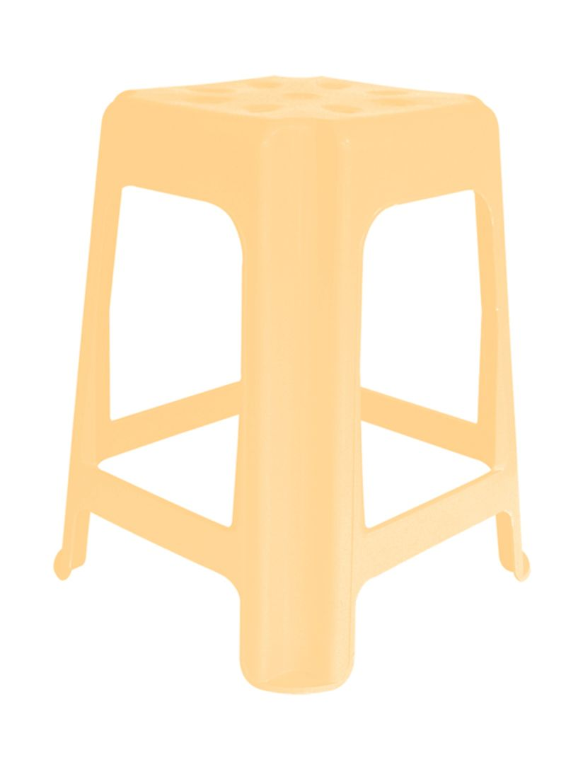 stool chair dubai racks for folding chairs shop cosmoplast square high ivory online in abu