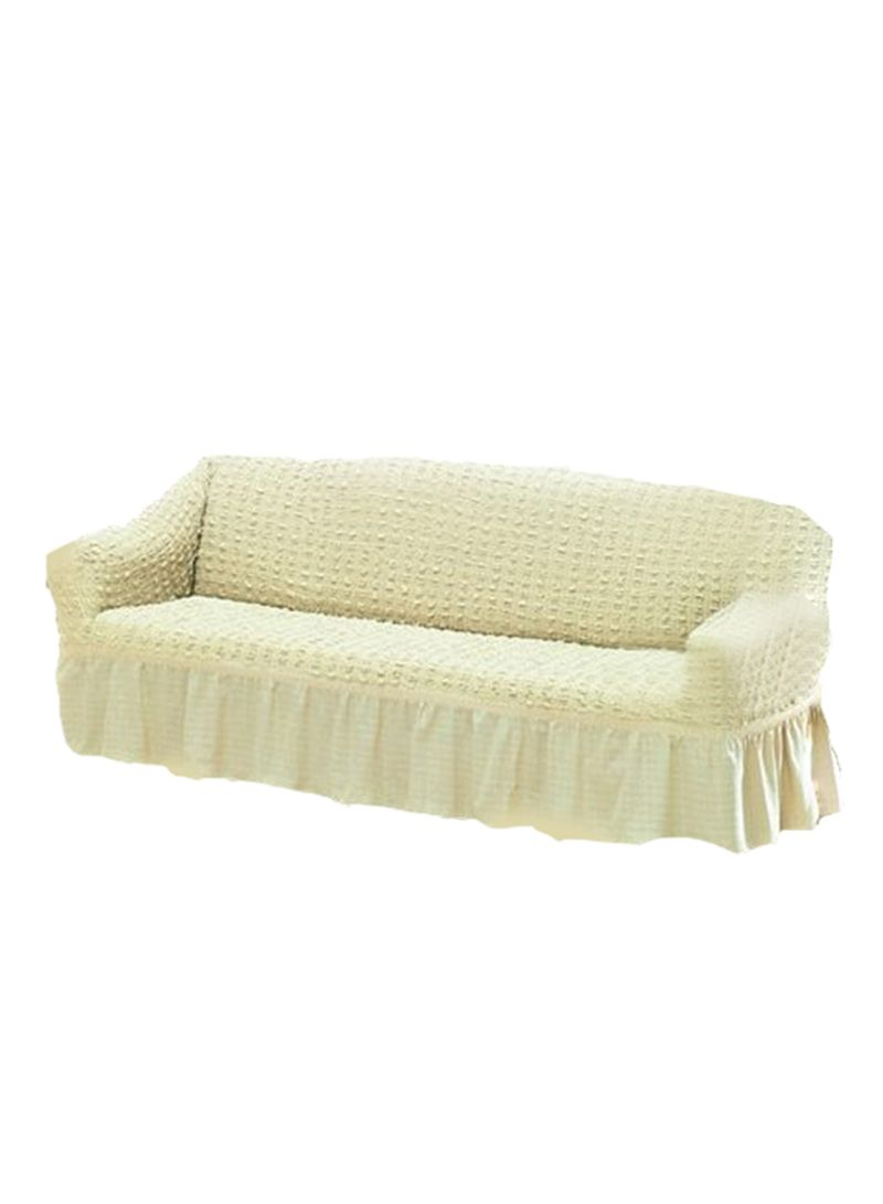 sofa covers online dubai sack bean bags bag chair 3 shop neathome seater tiger cover beige in abu