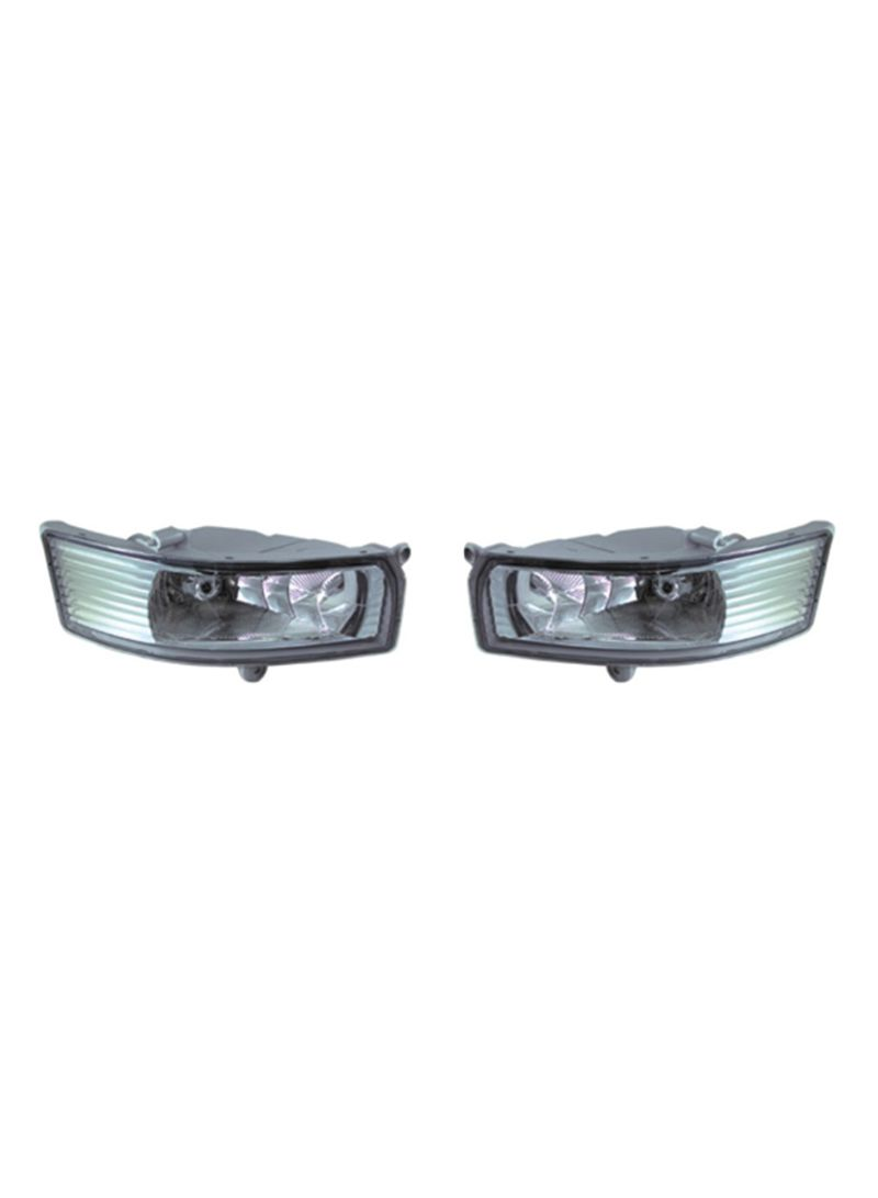 hight resolution of 2 piece kitcher fog light for toyota camry