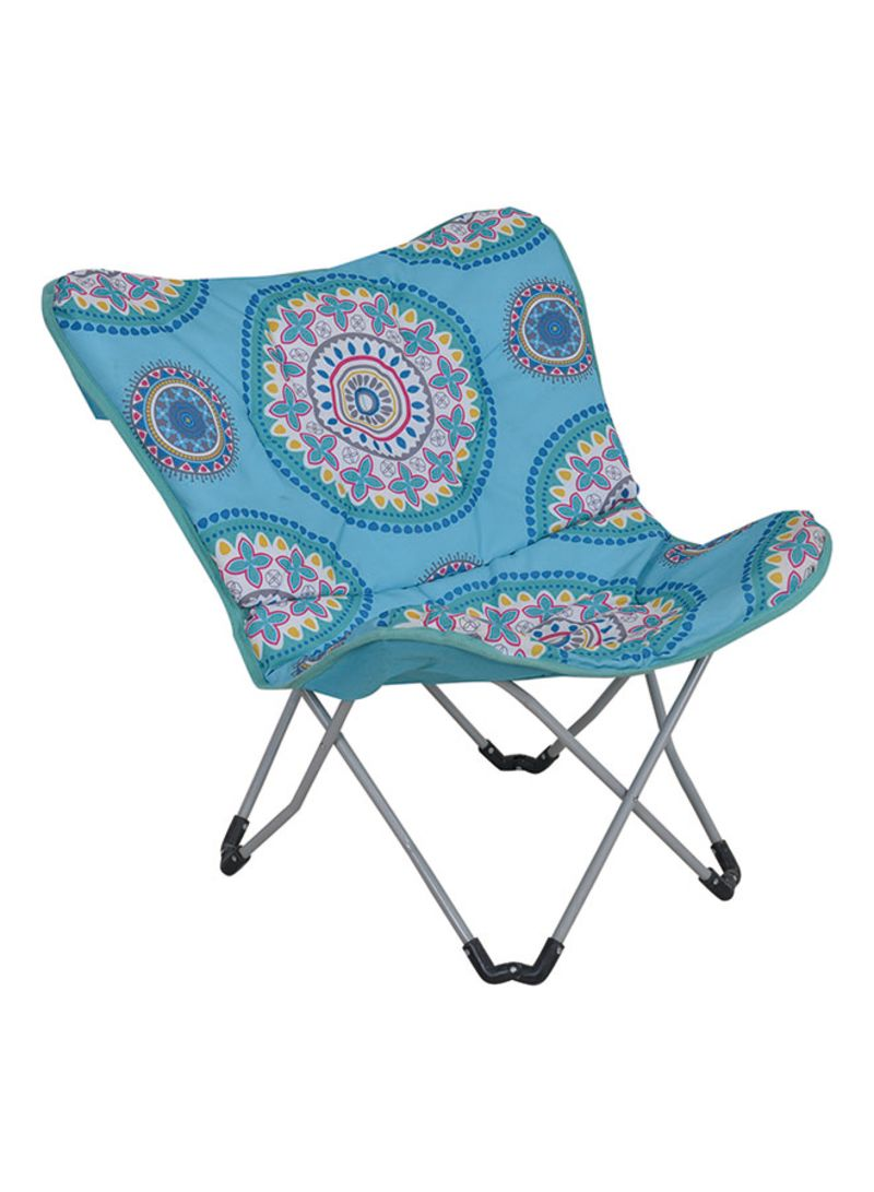Butterfly Folding Chair Shop Chamdol Butterfly Chair Multicolour Online In Dubai Abu Dhabi And All Uae