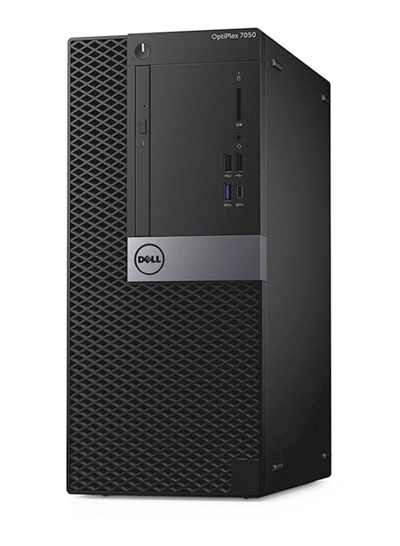 Shop Dell Optiplex 7050 Mt Tower Pc With Core I7 Processor 16 Gb