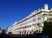 Snapshots: London Under Blue Skies