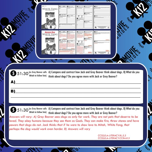 The Nightmare Before Christmas Movie Guide   Questions   Worksheet (PG - 1993) Sample