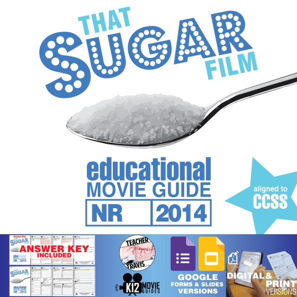 That Sugar Film Movie Guide | Questions | Worksheet (NR - 2014) Cover