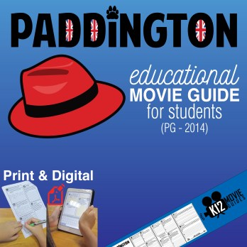 Paddington Movie Guide Cover