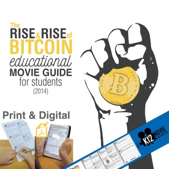 The Rise and Rise of Bitcoin Movie Guide (2014) Cover