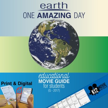 Earth: One Amazing Day Movie Guide Cover