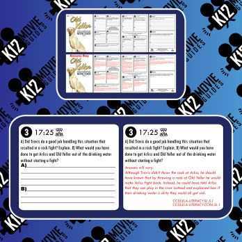 Horton Hears a Who! Movie Guide | Questions | Worksheet (G - 2008) Sample