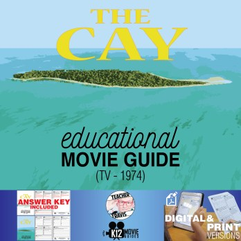 The Cay Movie Guide | Questions | Worksheet (TV - 1974) Cover