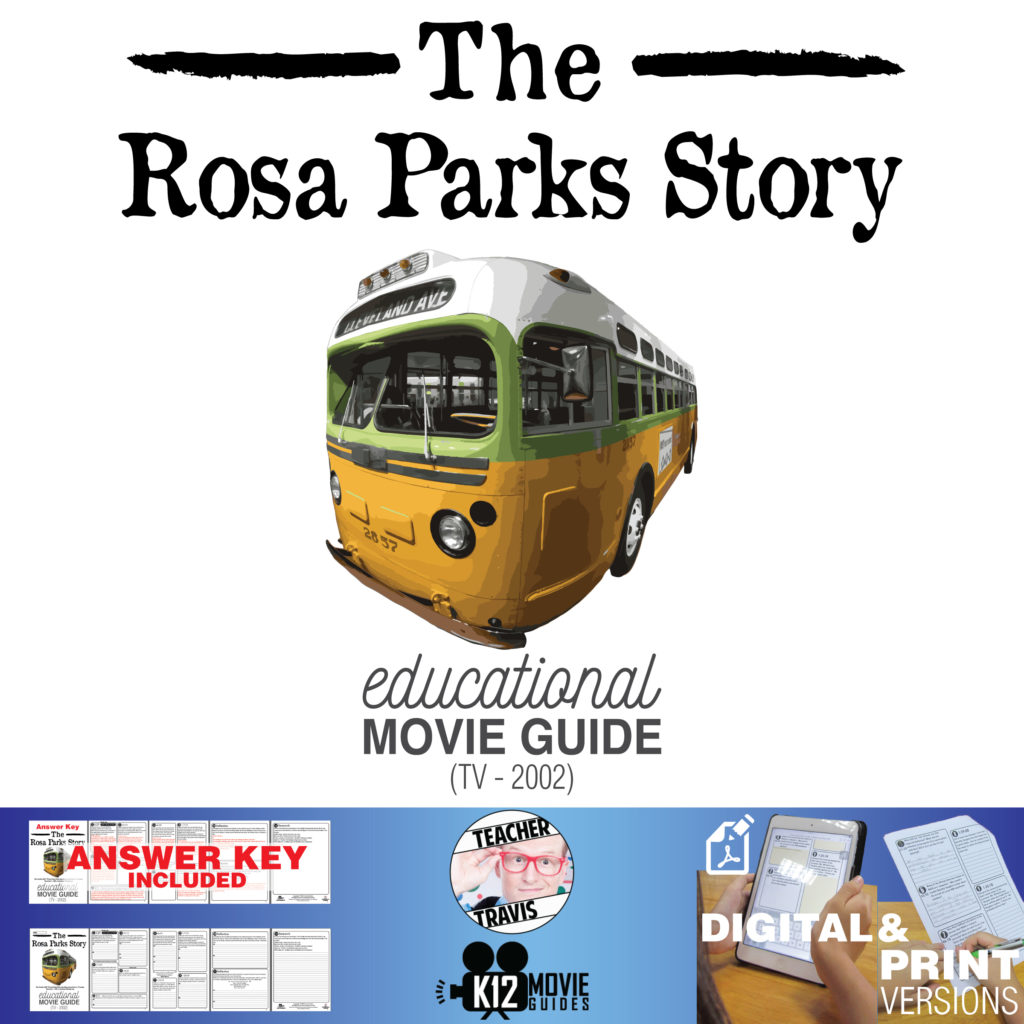 The Rosa Parks Story Movie Guide