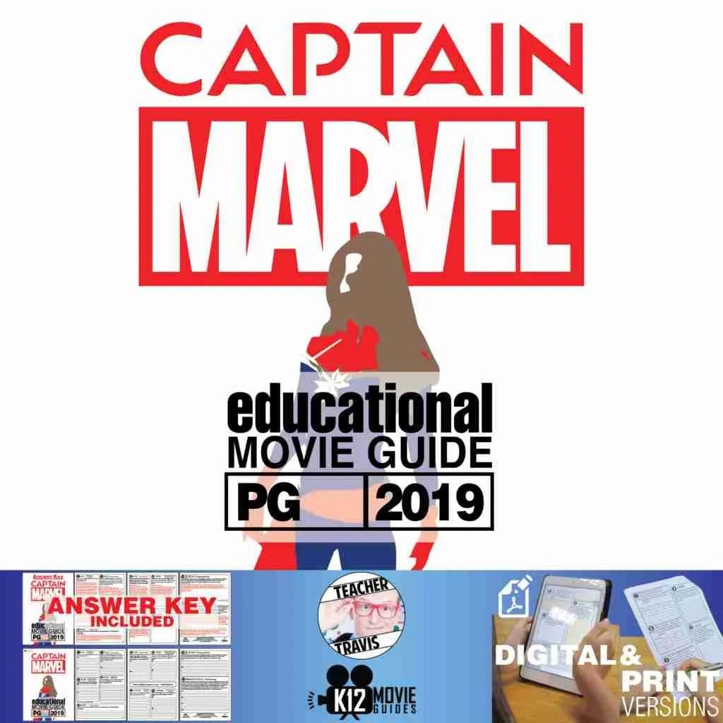 Captain Marvel Movie Guide