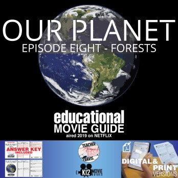 Our Planet Documentary (E08) Forests Movie Guide (G - 2019) Cover
