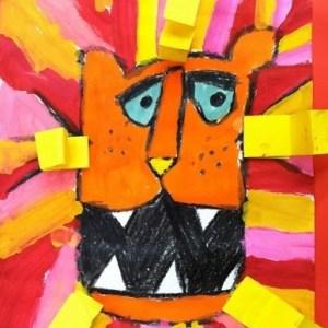 Pre-K-2nd Grade Art Camps