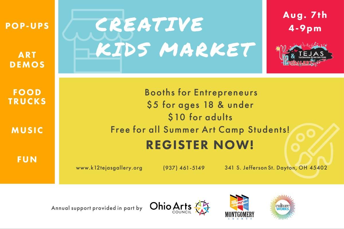 Creative Kids Market