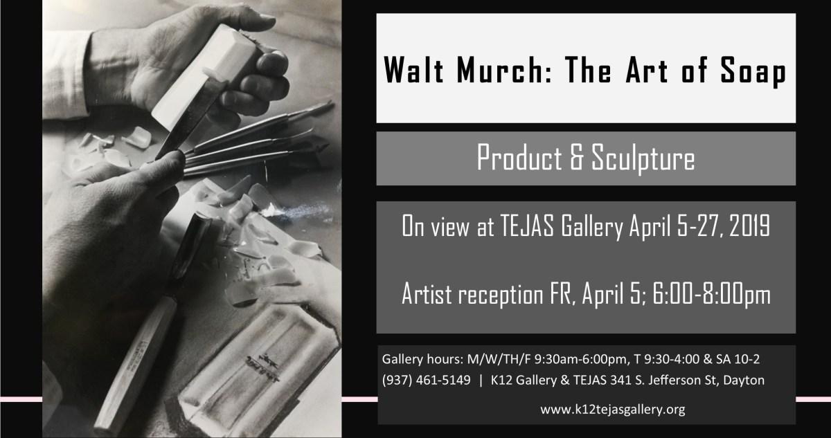 Walt Murch Show Card