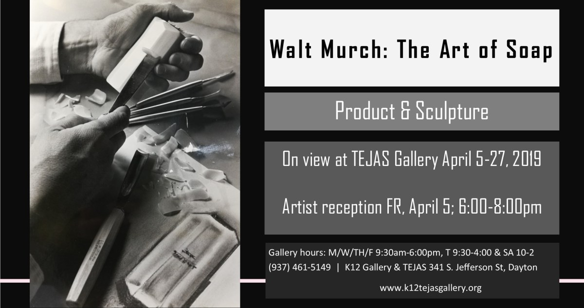 Walt Murch Show Card