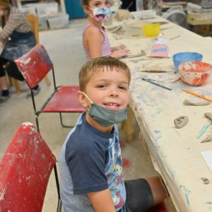 Pre-K through 2nd Grade Saturday Art Classes