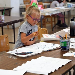 Kids Saturday Art Classes