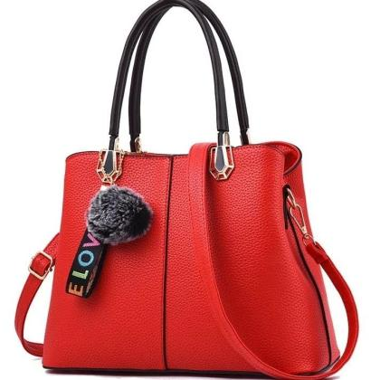 Red Handbag For Women