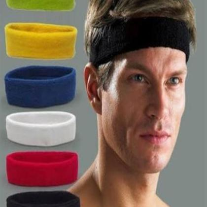 Great Quality Sports Headband By Men'S Affairs