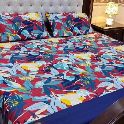 Best Quality BedSheet By Zawa Saeed