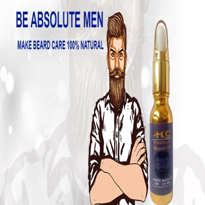 Premium Nature Beard Oil