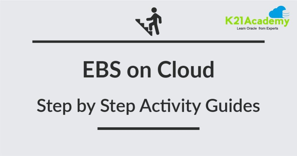 Oracle EBS(R12) on Cloud for Apps DBAs & Architects