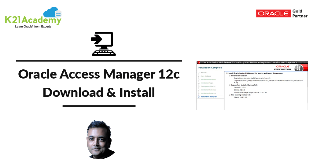 Oracle Access Manager 12c (12.2.1.3.0): Download